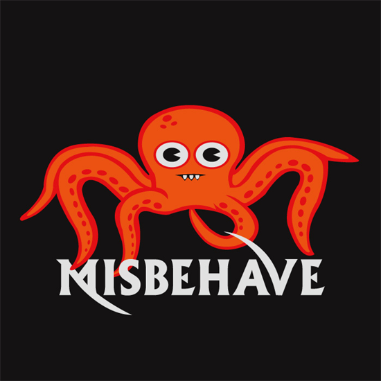 Misbehave - Baseball Cap 0febbbe5fa9