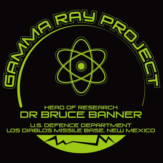 gamma radiation symbol hulk - photo #20