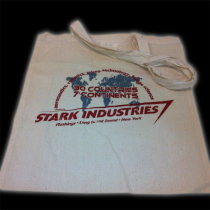 Stark Industries Shopper - BAG