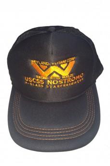 Weyland-Yutani - Orange & Black Cap