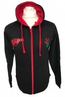 The Walking Dead - Zip-up Hoodie