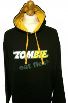 Zombie - Eat Flesh - Hoodie