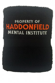Haddonfield Halloween - Towel