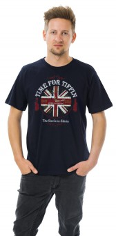 Time for Tiffin - Union Jack