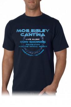 Mos Eisley Cantina - Dark Blue