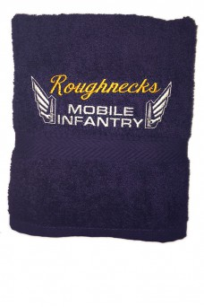 Roughnecks - Towel