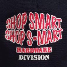Shop Smart. Shop S-Mart. - Hat