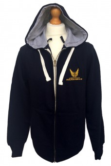 Starship Troopers - Zip-up Hoodie