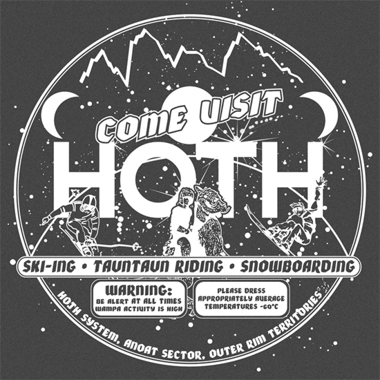 Come Visit Hoth