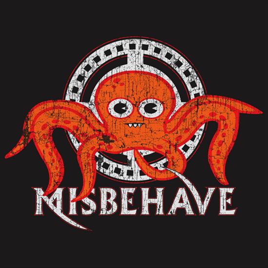 Misbehave - Hoodie