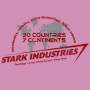 Stark Industries - Lady-fit