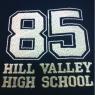 Hill Valley High School - Varsity Jacket